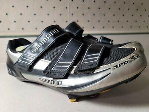 Shimano SPD-SL SH‐RO98A Road Cyling Shoe Size 11.5 EU 46