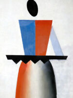 2012 `..THERE WILL BE THREE..` Malevich Chashnik Suetin Russian avant-garde book