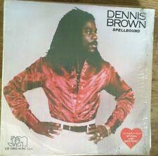 Dennis Brown, Spellbound vinyl LP, Joe Gibbs Music 1980