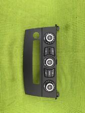 BMW E60 E61 LCI Climate Control A/C Heating CIC Sat Nav Frame 9177717  6976361