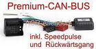 OPEL CORSA C /Can Bus Radio Adapter /mit Tachosignal Speedpulse RTA 032.525-0
