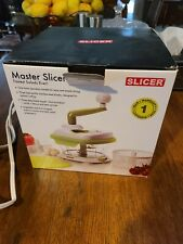 Multi Master Chopper Set Slicer Food Processor Mince Chop Slicer Blender