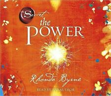 The Power by Rhonda Byrne (2010, 5 Compact Disc, Unabridged edition) Jesse Boggs