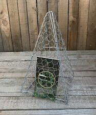 Kent & Stowe Pyramid Topiary Frame - Durable Galvanised Wire - Perennial