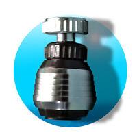 BRAUSEKOPF Strahlregler Brause Schwenkbrause Wasserhahn-Aufsatz Wassersparer 360