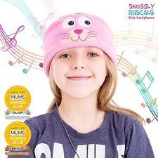 Snuggly Rascals Kitten Child's Volume Limited Headband Kids Fleece Headphones