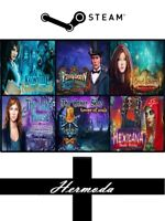 Hidden Object 6-in-1 bundle Steam Key - for PC Windows (Same Day Dispatch)