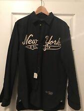 Polo Ralph Lauren New York Button Down Black Size M