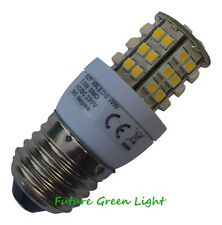 E27 ES 48 SMD LED 240V 3.5W 210LM WARM WHITE BULB ~45W