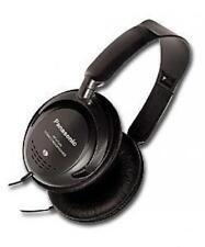 Panasonic RP-HT225 Full Size Over Ear DJ Headphones