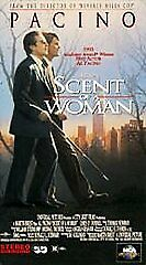 Scent of a Woman VHS 1992 Al Pacino