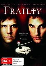Frailty - Thriller / Investigation - Bill Paxton, Matthew McConaughey - NEW DVD