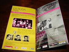 LA RUDA - PROGRAMME CONCERT DECEMBRE 2006 !!!!!!!!!!!