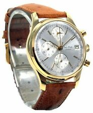 PAUL PICOT CHRONOGRAPH 38MM....AUTOMATIC LEMANIA 5100....18K GOLD !