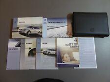 VOLVO V60 HANDBOOK OWNERS MANUAL NAVI STAMPED SERVICE BOOK 2010-2013 PRINT 2013