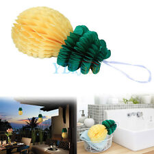 Tropical Pineapple Paper Honeycomb Ball Lattern Home Garden Party Decoration Hot