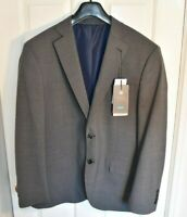 M&S Marks Spencer Mens Grey Formal Suit Jacket Blazer 40 Short RRP £115 Wedding