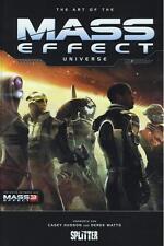 Mass Effect - Artbook, Splitter