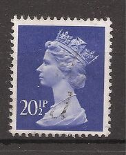 Royalty Machine Cancel Great Britain Elizabeth II Stamps