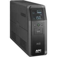 NEW APC BR1500MS Back-UPS Pro BR 1500VA,10 Outlets, 2 USB Charging Ports, AVR
