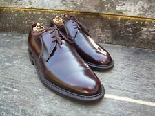 CHEANEY VINTAGE DERBY – BROWN FUME – UK 8 - CHEPSTOW – EXCELLENT CONDITION