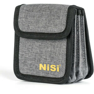 Nisi Circular Filter Pouch Bag for 4 Filters Up to 95mm
