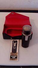 Stivali vintage SUPER 1.5 RASOIO PER BATTERIA 50 anni 1967 SWISS MADE FUNZIONANTE