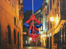 Marvel Superhero Amazing Spider-Man Peter Parker Toy Figure Cake Topper K1235 A