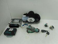 2009 HYUNDAI i10 MK1 1.2 PETROL ENGINE ECU KIT 39110-03145