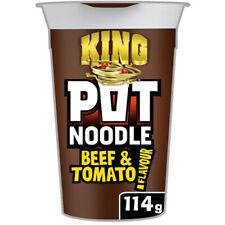 Pot Noodle Soups