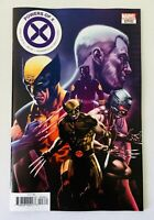 POWERS OF X #6 CAFU CHARACTER DECADES (WOLVERINE) VARIANT COVER NM