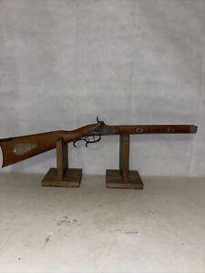 "CVA 50cal  Mountain Rifle Stock Percussion Lock Black powder Muzzleloadin 15/16"""