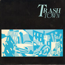 "TRASH TOWN ‎– Unlucky Numbers (1985 UK POST-PUNK VINYL SINGLE 7"")"