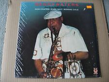 Benny Waters – From Paradise (Small's) to Shangri-La - LP – Muse Records – MR