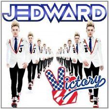 JEDWARD - VICTORY  CD  16 TRACKS INTERNATIONAL POP  NEU