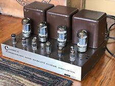Harmon Kardon Citation 2 6550/Kt88 Tube Stereo Amplifier ( Fisher, Scott )