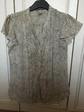 H&M Blouse Size 40 New