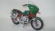 JOUET MOTO TMNT TURTLES - SHELL CYCLE MOTO TORTUES NINJA - PLAYMATES TOYS 2002