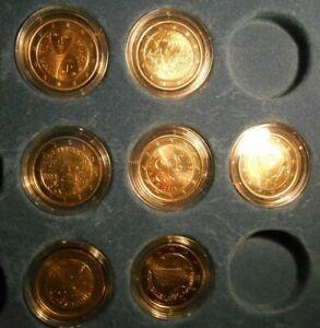 LOT 7 X 2 EURO COMMEMORATIVE FINLANDE FINLAND 2006 2008 2012 2 X 2013 2X 2015