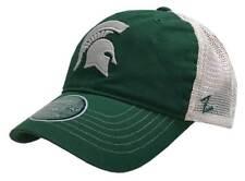 Zephyr Hats Michigan State University Spartan Banjo Hat NCAA College Ball Cap