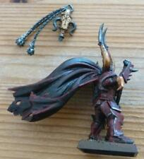 Warhammer 40K Chaos Lord With War Flail