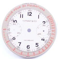 TIFFANY & Co ZIFFERBLATT FÜR CAL. VENUS 175 Ø 29,50MM