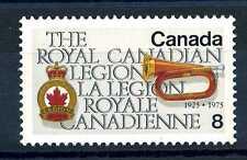 """CANADA - 1975 - Anniversario della """"Royal Canadian Legion"""""""