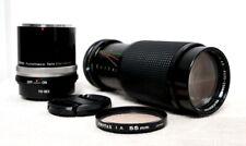 SONY NEX E Mount DSLR fit 75mm 250mm 750mm ZOOM lens NEX-5 3 F5 5R 6 VG20 etc