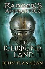 Ranger's Apprentice: The Icebound Land (Rangers Apprentice) New Paperback Book J