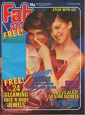 Fab 208 Magazine 2 February 1980    Child    Peter Powell