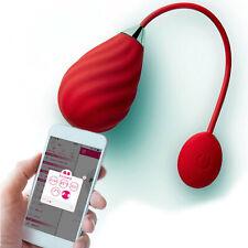 Magic Motion Sundae Vibrating Love Egg App Wireless Ovulo Vibratore vaginale