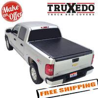 "TruXedo 570601 Lo Pro Tonneau Cover for 07-13 GM Sierra/Silverado 1500 5'8"" Bed"