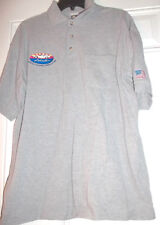 New Anvil Size Mens XL Gray Avanti Embroidered Arizona Owners Association Polo