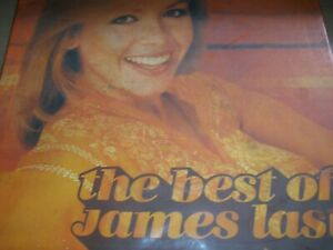 The Best Of James Last 6-Record Box Set Reader's Digest GLAS-6A See Condition